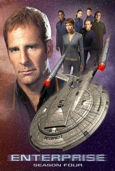 Star Trek Enterprise Season 3 Poster