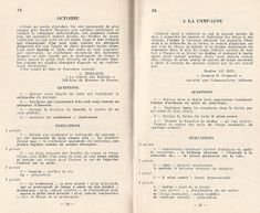 Manuels anciens: Jean Maitron, 60 dictées suivies de questions French Language, Bullet Journal, This Or That Questions, French Tips, Mathematical Practices, Kindergarten Portfolio, Textbook, Spelling, French People