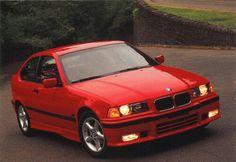 '97 BMW 318ti Club Sport