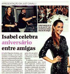 Isabel Figueira veste TrapoFino & CHIC