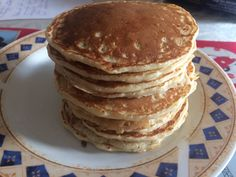 Αμερικάνικα πανκεικς (pancakes)