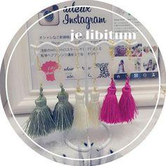 libitum jewel❤libi-011 ¥2,500(税抜)  ピアス/イヤリング  ゴールド/シルバー
