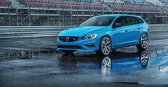 With 345 horsepower, stronger brakes, and a stiffer suspension, the Polestar-tuned V60 is a fantastic --albeit decidedly un-Volvo -- sports wagon.