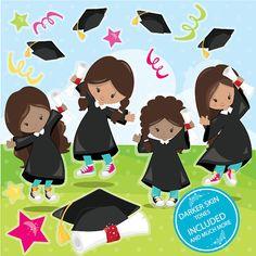 80% OFF Venta graduación clipart uso comercial graduación