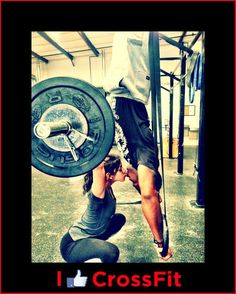 Crossfit Love... However I need to do backsquats. lol