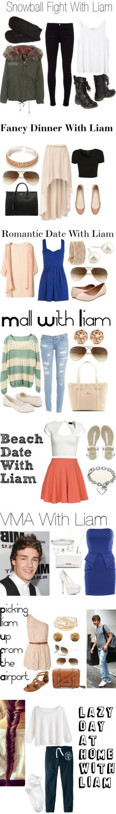 """Directioner Outfits - Liam Payne"" by bananaaaa ❤ liked on Polyvore"