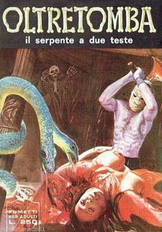 Erotico Horror OLTRETOMBA N. 82 - Ediperiodici Elvifrance
