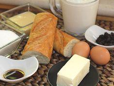 Torta de Pan - AntojandoAndo Deli, Food And Drink, Dairy, Healthy Recipes, Healthy Food, Cooking, Ethnic Recipes, Queso, Bread Cake