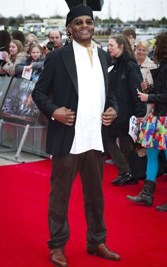 George Harris (Kingsley Shacklebolt) Now.  You may not like him, but you gotta admit, he's got style.