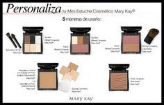 Personaliza tu Estuche Cosmético Mary Kay