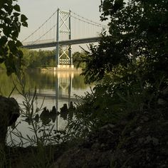 High Level Bridge, Toledo, Ohio, USA