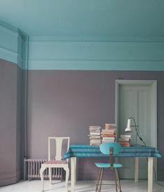 Abgesehen Von Den Verschiedenen, Außergewöhnlichen Wohnideen Sind Die  Pastell Wandfarben Immer In Mode Und Ständig Ziehen Sie Die Aufmerksamkeit  Auf Sich.