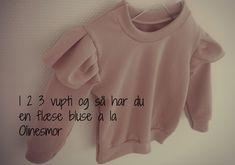 flæse sweater a la olines mor