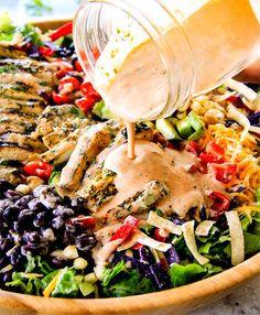 Best Ever Greek Chicken Marinade - Carlsbad Cravings Chicken Marinades, Chicken Recipes, Carlsbad Cravings, Cilantro Lime Chicken, Pasta Salad, Feta Pasta, Orzo, Chicken Salad, Salad Ingredients