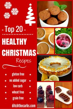 healthy christmas recipes the best of the best