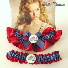 Bridal Garter sets custom design your garters by lolliecouture, $50.00