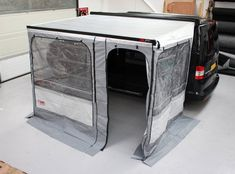 Fiamma Awning… The innovative compact awning and of Italian design. , Fiamma Awning… The innovative compact awning and of Italian design. The easy-to-use and simple to install awning which joins todays best technolo. Mini Camper, Camper Life, Vw Camper, Camper Jacks, Motorhome, Pajero Dakar, Vw California Beach, Iveco Daily 4x4, Campervan Awnings