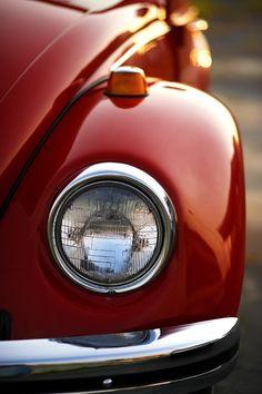 1973 Volkswagen Beetle Photograph