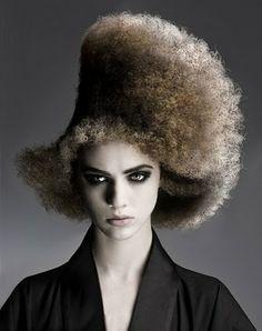 Hair Color Corner: May 2010 avant garde hair