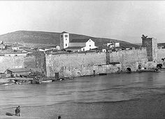The walls of Chalkis and Agia Paraskevi Photo Story, Old Photos, Paris Skyline, Opera House, Louvre, Building, Walls, Travel, Image