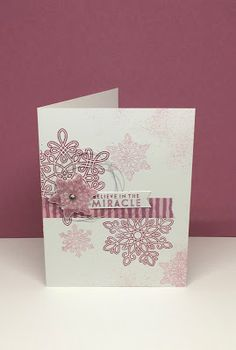 Ditjes en datjes Christmas Cards To Make, Xmas Cards, Snowflake Cards, Snowflakes, You Are Special, Stamping Up, Snowmen, Yule, Paper Crafting