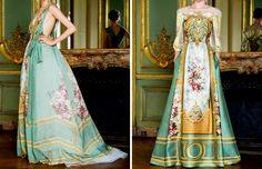 ALBERTA FERRETTI Limited Edition Couture Fall 2015
