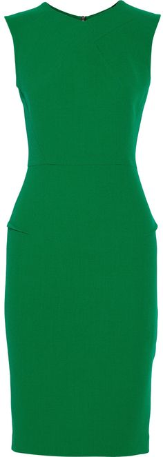 Love this dress.  Very popular on Polyvore at the moment.  Roland Mouret via @viviennerouget. #dresses #RolandMouret