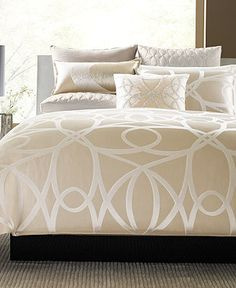 Hotel Collection Oriel King Comforter - Bedding Collections - Bed & Bath - Macy's