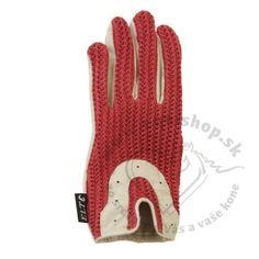Jazdecké rukavice Knitted na stránke www.equishop.sk. Odporúčam sú super!
