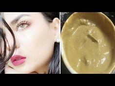 20 Yaşında Gibi Görünüyor, Çünkü Cildini Bununla Geriyor| Kolajen Destekli, Botoks Etkili Maske - YouTube