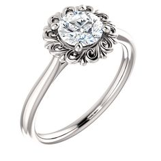 White Gold , set with a mm Round Solitaire Diamond Engagement Ring. Available in Yellow , White and Rose gold and Platinum. Round Solitaire Engagement Ring, Solitaire Diamond, Diamond Dealers, Resin Ring, Rings Online, Gold Set, White Gold, Wedding Rings, Rose Gold