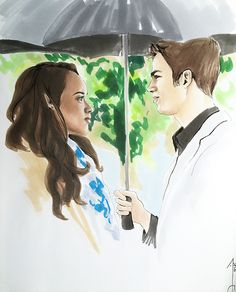 Candice Patton Iris West Grant Gustin Barry Allen  Flash Artwork, drawing, fanart, comics DC comics