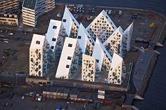Iceberg, Aarhus, CEBRA, 2013