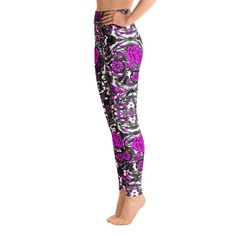Excited to share this item from my shop: Purple Roses Skull Yoga Leggings,Capri Yoga Pants,Fitness Leggings, Fitness Workout Yoga Pants Joggers Active, Mommy & Me Leggings Gothic Leggings, Skull Leggings, Purple Leggings, Printed Leggings, Yoga Capris, Yoga Leggings, Workout Leggings, Yoga Pants, Purple Roses