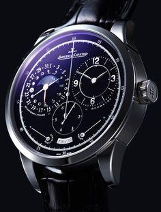 Jaeger-LeCoultre Duomètre.