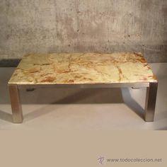 Mesa de centro marmol vintage 400 salon pinterest - Reciclar marmol ...