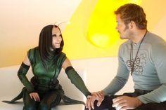 Add Mantis to the 'Avengers: Infinity War' Superhero Pile