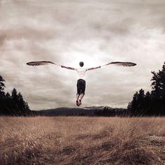 Inspiring Work of Creative Photographer Joel Robinson Return-To-Flight – Thoppp Inspires