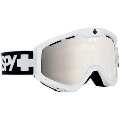 4ef9bef0907f SPY Adult T3 Snow Goggles with Bonus Lens