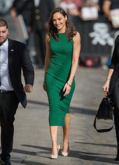 Wonder Woman Star Gal Gadot Gives Body-Con Dressing a Reboot