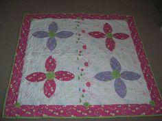 Miss Ella Child's Quilt.  Pattern $15.95