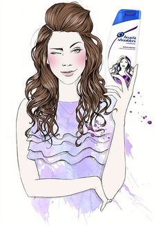 Miss Led (Joanna Henly) Illustrations - Live painter and illustrator