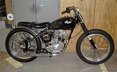 1967 Triumph Cub | Raced byDon Caves and now fully restored as a periodshort tracker.