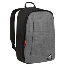 bf99e7189374 Ogio Lewis Rugzak Gray Laptop Backpack