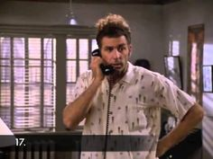 Some say he was the best Seinfeld character. We don't know about that, but certainly the show would have not been the same without him.