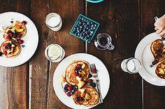 breakfast // www.inthelittleredhouse.blogspot.com