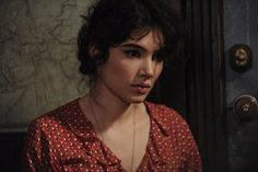young french actress victoire belezy in the movie 'marius'