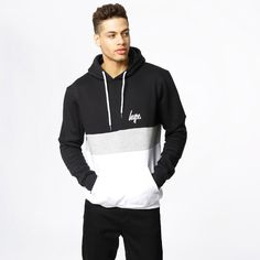 Hoodie - Three Panel
