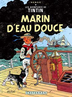 Tintin : Marin deau douce by *Bispro on deviantART