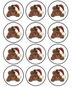 Christmas Items, Christmas Tag, Handmade Christmas, Christmas Cookies, Christmas Ornaments, Bottle Cap Magnets, Bottle Cap Crafts, Bottle Caps, Bag Toppers